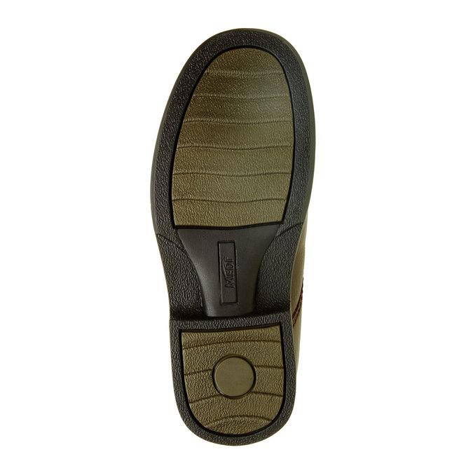 Pánska DIA obuv Paul (164.6) medi, hnedá, 854-4232 - 26