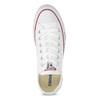 Dámske biele tenisky s gumovou špičkou converse, biela, 589-1279 - 17
