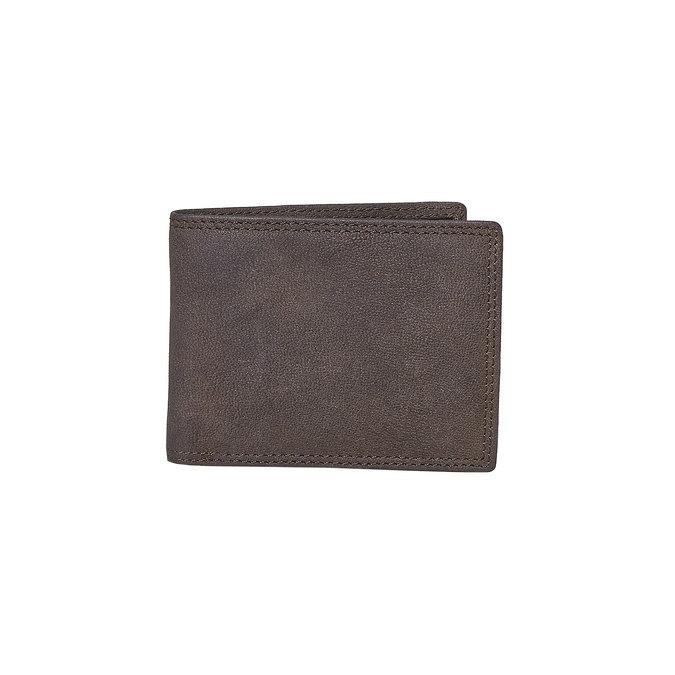 Pánska kožená peňaženka bata, hnedá, 944-4129 - 13