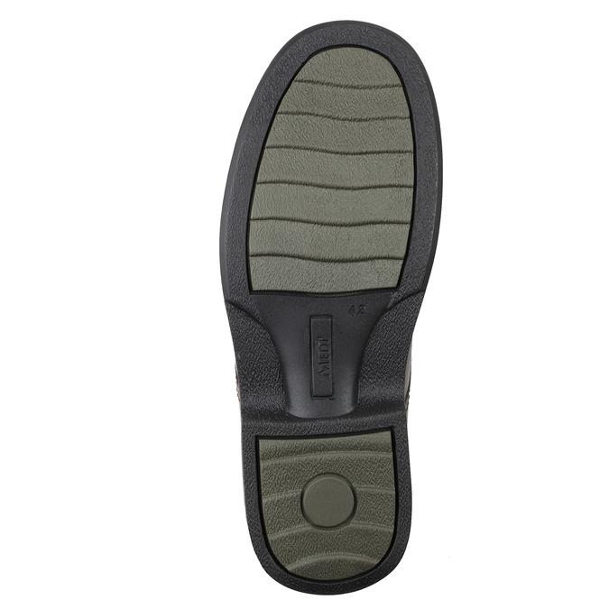 Pánska DIA obuv Paul (164.6) medi, hnedá, 854-4232 - 18