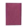 Kožené púzdro na karty bata, ružová, 944-5158 - 26