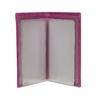 Kožené púzdro na karty bata, ružová, 944-5158 - 15
