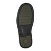 Pánská kožená zdravotní obuv medi, béžová, 854-8205 - 26