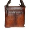 Pánska kožená Crossbody taška bata, hnedá, 964-4138 - 19