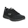 Pánske športové tenisky skechers, čierna, 809-6350 - 13
