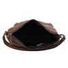 Hnedá kožená kabelka bata, hnedá, 964-3254 - 15
