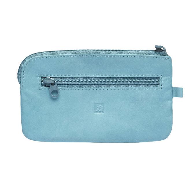 Kožená peňaženka bata, modrá, 944-9161 - 26