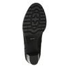 Dámske čižmy bata, čierna, 796-6601 - 19