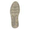 Pánske kožené tenisky weinbrenner, šedá, 843-2620 - 26
