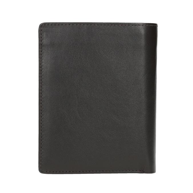 Pánska kožená peňaženka bata, hnedá, 944-4169 - 19