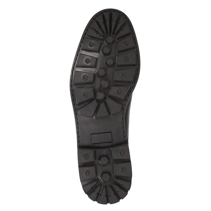 Kožená zimná obuv bata, čierna, 894-6642 - 17