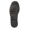 Pánska zimná obuv bata, čierna, 896-6640 - 17