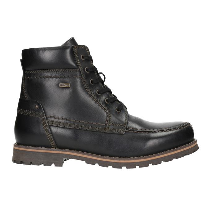 Pánska zimná obuv bata, čierna, 896-6640 - 26