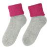 Dámske termo ponožky matex, ružová, 919-5382 - 26