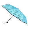 Modrý dáždnik s bodkami bata, modrá, 909-9601 - 13