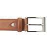 Hnedý pánsky kožený opasok bata, hnedá, 954-4153 - 26