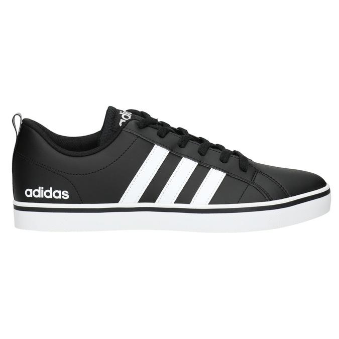 Ležérne pánske tenisky adidas, čierna, 801-6136 - 15