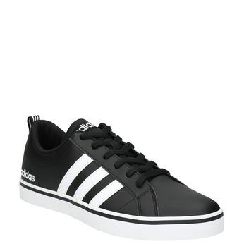 Ležérne pánske tenisky adidas, čierna, 801-6136 - 13