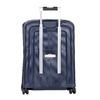 Kvalitný škrupinový kufor samsonite, modrá, 960-9321 - 26