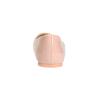 Lakované dámske baleríny bata, ružová, 521-5602 - 17