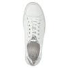 Biele kožené tenisky gabor, biela, 626-1204 - 19