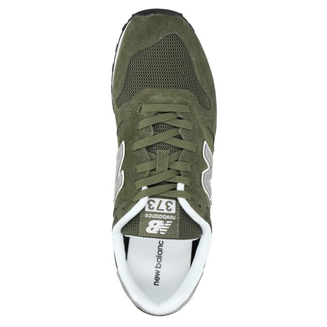 Pánske kožené tenisky new-balance, 803-7107 - 19