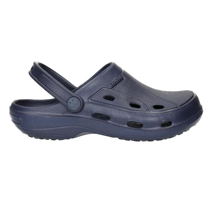 Modré detské sandále coqui, modrá, 472-9610 - 15
