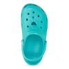 Tyrkysové detské sandále Clogs coqui, modrá, 372-9605 - 19