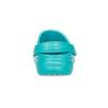 Tyrkysové detské sandále Clogs coqui, modrá, 372-9605 - 15