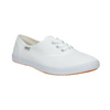 Dámske biele tenisky tomy-takkies, biela, 589-1180 - 13