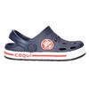 Modré detské sandále coqui, modrá, 272-9603 - 15