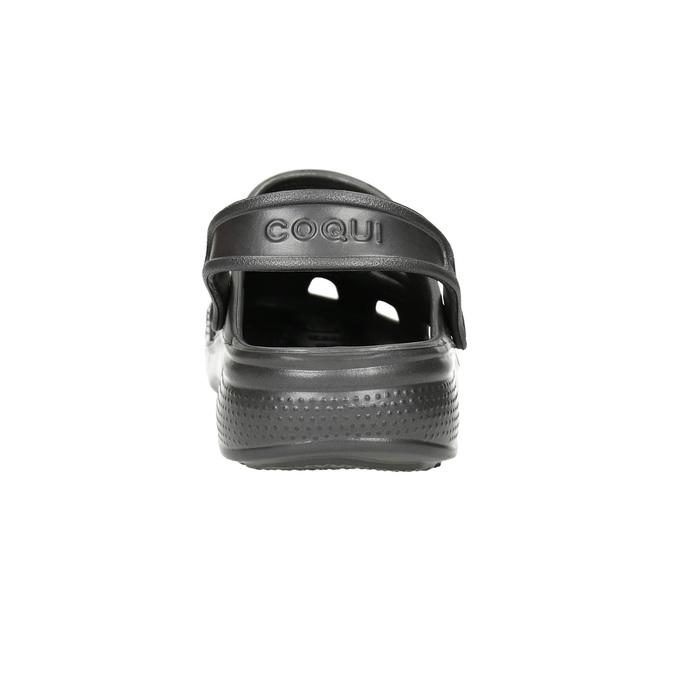 Pánske sandále coqui, šedá, 872-2616 - 17