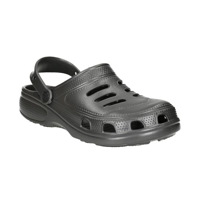 Pánske sandále coqui, šedá, 872-2616 - 13