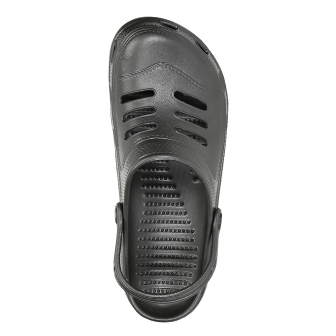 Pánske sandále coqui, šedá, 872-2616 - 26