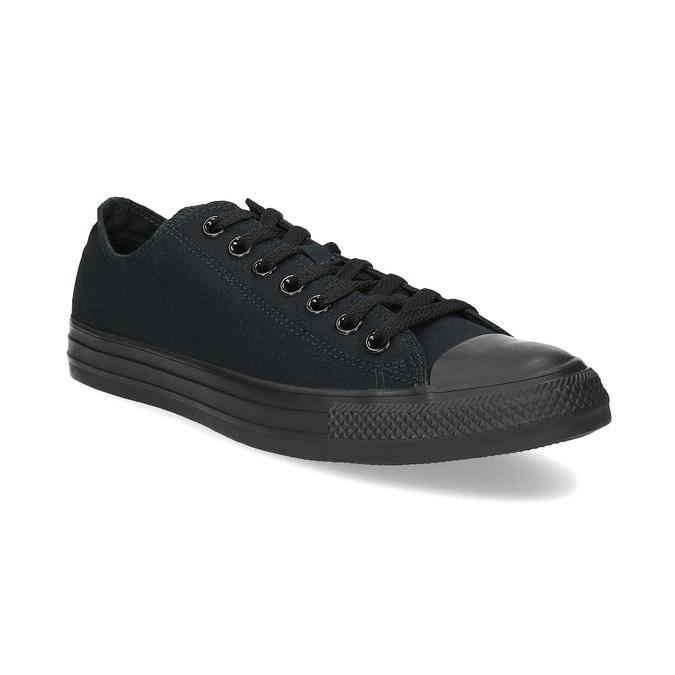 Čierne pánske textilné tenisky converse, čierna, 889-6279 - 13