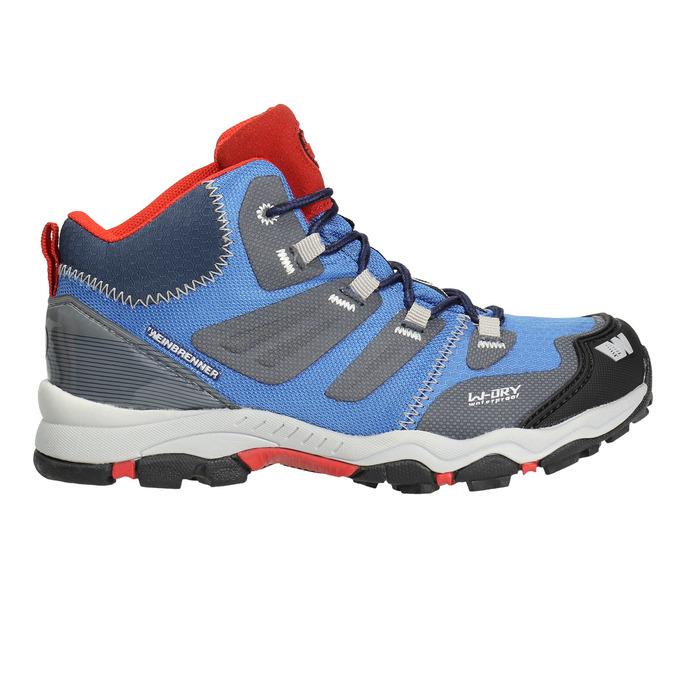 Detská Outdoor obuv weinbrenner-junior, modrá, 219-9613 - 26