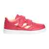 Detské tenisky na suchý zips adidas, ružová, 101-5161 - 26