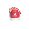 Detské tenisky na suchý zips adidas, ružová, 101-5161 - 16