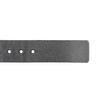 Kožený pánsky opasok bata, čierna, 954-6196 - 16