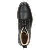 Kožená zimná obuv bata, čierna, 894-6642 - 15