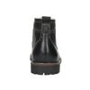 Kožená zimná obuv bata, čierna, 894-6642 - 16