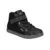 Členkové detské tenisky mini-b, čierna, 323-6172 - 13