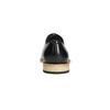 Celokožené Oxford poltopánky bata, čierna, 824-6414 - 17