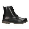 Šnurovacia detská obuv mini-b, čierna, 391-6407 - 26