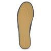 Čierna dámska Slip-on obuv s mašľou north-star, čierna, 511-6606 - 18