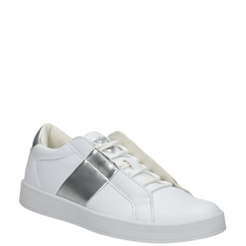 Dámske biele tenisky atletico, biela, 501-1171 - 13