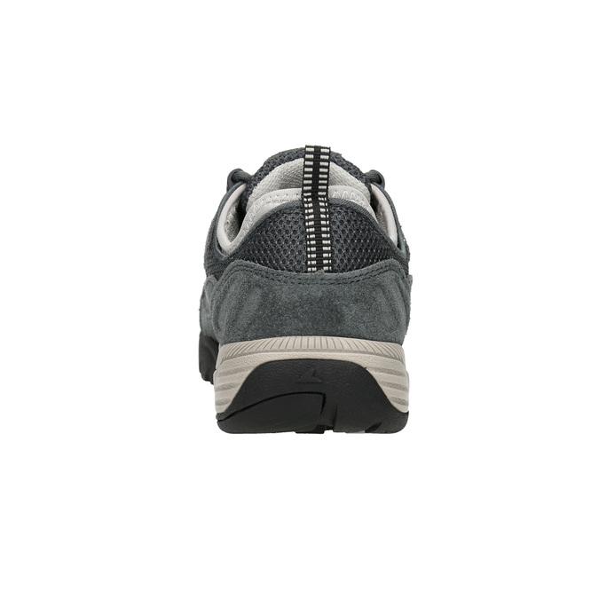 Dámske tenisky v Outdoor štýle power, šedá, 503-2230 - 16