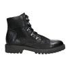 Pánska členková obuv bata, čierna, 896-6664 - 15