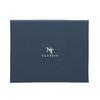 Sada kravaty, vreckovky a manžetových gombíkov n-ties, modrá, 999-9298 - 16