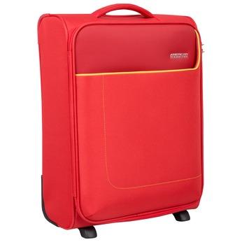Červený cestovný kufor american-tourister, červená, 969-5171 - 13